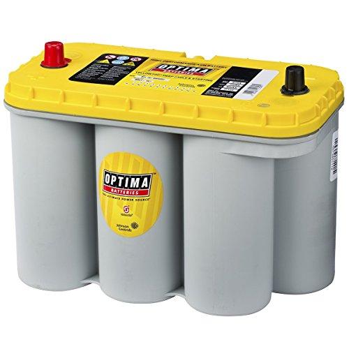 Preisvergleich Produktbild Optima Batterie YellowTop YT S 5,5 75 AH, 12V