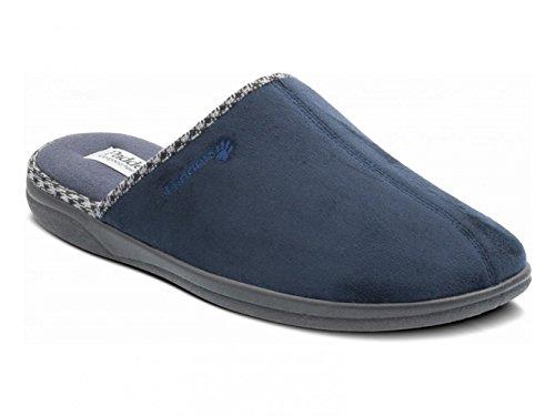 Padders, Pantofole uomo Blu Blu Navy