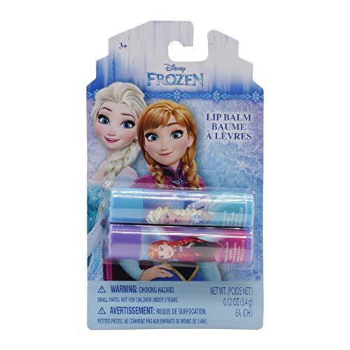 Townley Disney Frozen Lip Balm - Two Pack