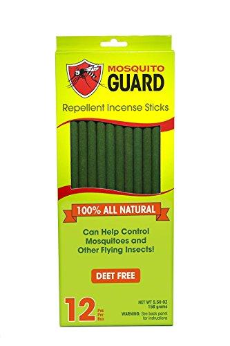 Zoom IMG-2 mosquito guard incenso repellente 100