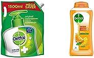 Dettol Original Germ Protection Handwash Pack