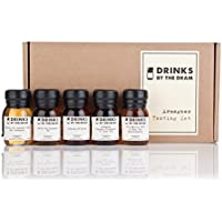Drinks by the Dram Armagnac Tasting Set, 5 x 3 cl