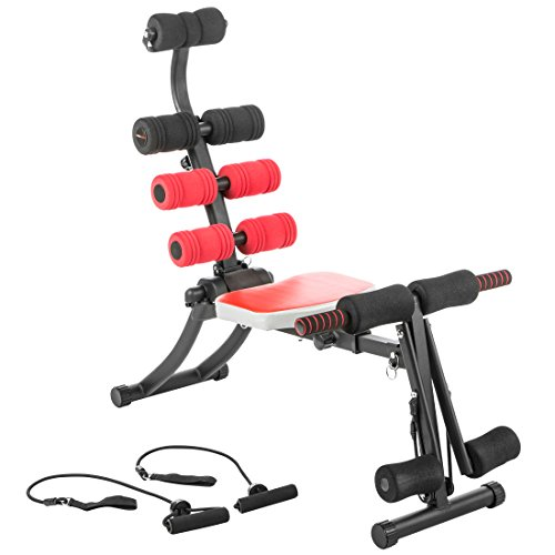 Ultrasport GymChair - Aparato de entrenamiento de cuerpo completo, plegable