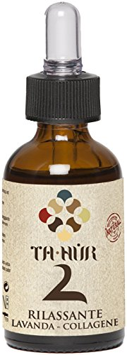 2 RILASSANTE - Lavanda Collagene - sinergie di olii essenziali - naturale 30 ml