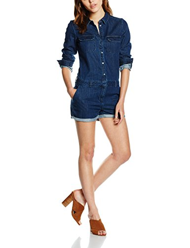 Noisy May - Mono da Donna Blu (Blu scuro e Denim) 42