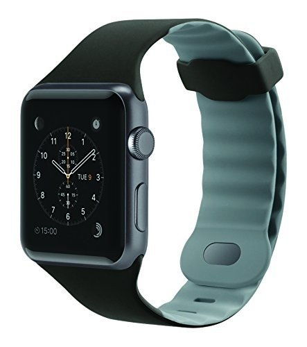 Belkin-Sports-Strap-with-Air-Flow-Wave-Design-for-42-mm-Apple-Watch-Series-12-Black
