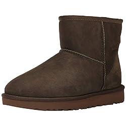 ugg women's classic mini ii winter boots - 41A9yEMHTBL - UGG Australia Women's Mini Classic Ankle Boots