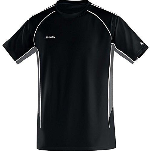 JAKO Herren T-Shirt Attack 2.0 schwarz/grau
