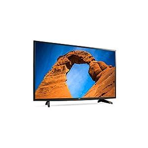 LG 109.3 cm (43 Inches) Full HD LED TV 43LK5260PTA (Black) (2018 model)