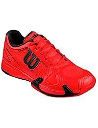 Wilson Rush Pro 2.0 Red, Zapatillas de Tenis para Hombre