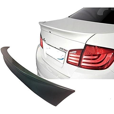 Fiber Glass Ac Rear Trunk Spoiler for BMW 5 Series F10 2008-2013 520i 523i 528i 530i 535i 550i