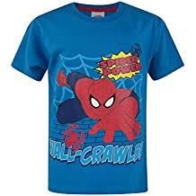 Niño - Official - Spider-Man - Camiseta