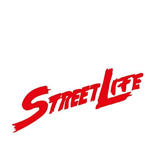 Preisvergleich Produktbild Streetlife (5th Anniversary Reissue 2019 White Lp) [Vinyl LP]