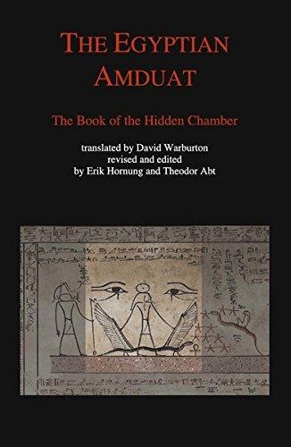 Egyptian Amduat: The Book of the Hidden Chamber por Erik Hornung