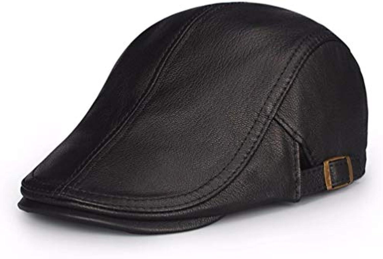 HAPPY-HAT Cappelli in Pelle per e Uomo e per Donna ee87d1a794eb
