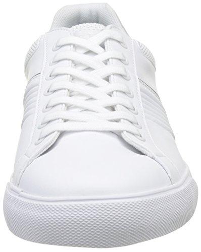 Lacoste Herren Fairlead 117 1 Cam Wht Bässe, Weiß Weiß (Wht)