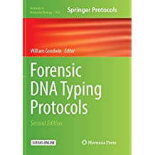 Forensic DNA Typing Protocols (Methods in Molecular Biology)