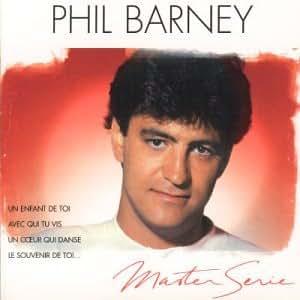 Master Serie : Phil Barney  - Edition remasterisée avec livret