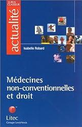 Médecines non-conventionnelles et droit (ancienne édition)
