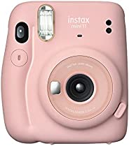 Fujifilm Instax mini 11 Instant Film Camera Blush Pink, 87012