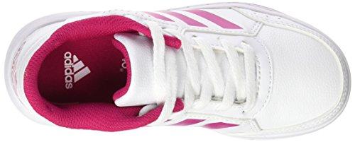 Vedere Ragazzo Bianco Ginnastica Rosa Grassetto Adidas Bianco Ftwr Off Bianco Scarpe Da Altasport ftwr 1Znq5Y