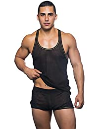 Andrew Christian Glimmer Tank Top