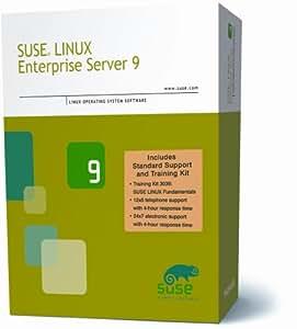 SUSE Linux Enterprise Server 9 (16-CPU 12x5 Standard Support Training kit Bundle, 3 Year Upgrade Protection) (Linux)