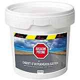 Enduit piscine d'étanchéité hydrofuge bassin béton cuvelage mortier imperméable ARCACIM PISCINE - gris - 25 kg - ARCANE INDUSTRIES...