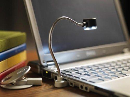 USB Flex Neck 2 LED Light Usb Flex Neck