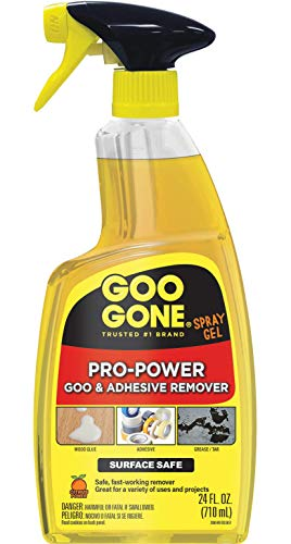 Goo Gone Pro-Power-Oberfläche Sicher, toller von, Keine scharfen Gerüche, Keine Kleberückstände, kann verwendet Werden, auf Werkzeuge und Maschinen, 24FL Oz -