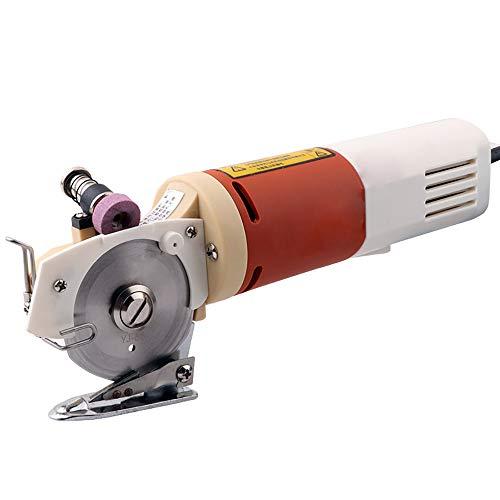 mxbaoheng Stoff Rund Messer 65mm Klinge Elektrische Stoff Cutter Scheren Schneiden Maschine