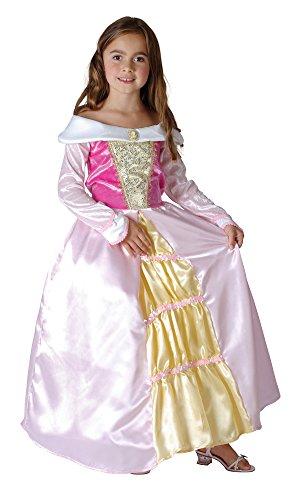 Imagen de disfraz de niña de la bella durmiente. 6  9 años
