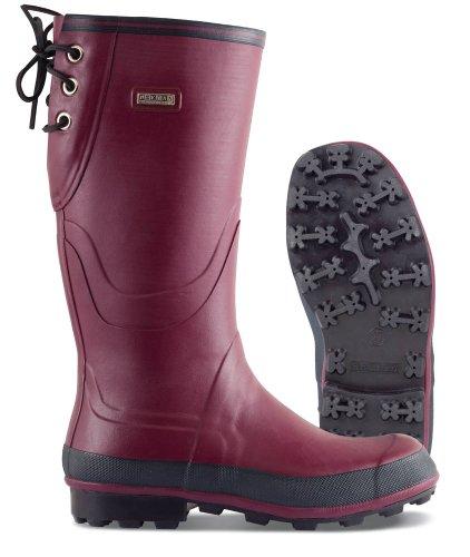 Nokian Footwear - Bottes en caoutchouc -Finnjagd- (Outdoor) [440] Bordeaux