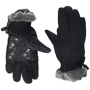 Jack Wolfskin Kinder Softshell Highloft Glove Kids Handschuhe