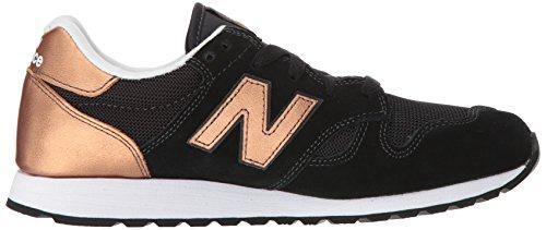 New Balance Damen Wl520 Leichtathletikschuhe Noir