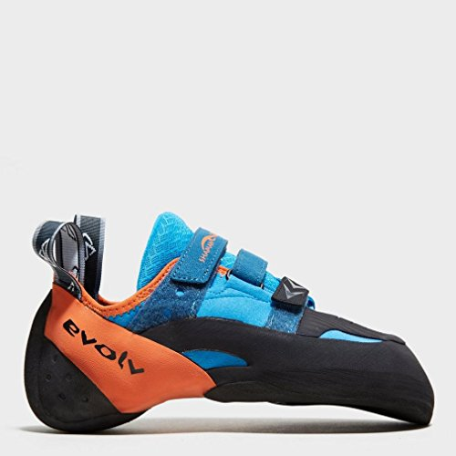Evolv Shaman best rock climbing shoe for wide feet