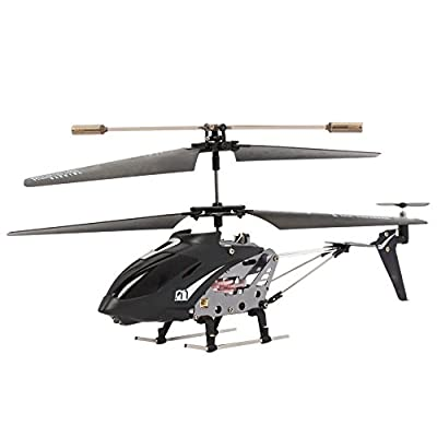 ECLEAR RC Helicopter 3.5 Channel Mini Quadcopter with Gyro Remote Control Drone RTF Toy For Kids Adult
