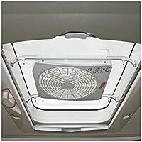 FIAMMA - Ventilador Aspirador Turbo Kit Fiamma para Claraboya Autocaravana Caravan Camper - 75107