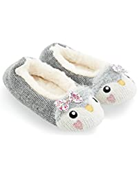Chaussons motif pingouins - Chaussures 29