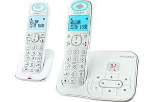 alcatel versatis xl350 version voice duo t l phone sans. Black Bedroom Furniture Sets. Home Design Ideas