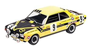 Minichamps 1:18 Escala 1970 Opel Commodore A Steinmetz haxhe / Toussaint 24H SPA Kit fundió el Modelo