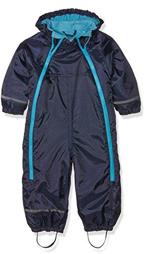 CareTec Baby Schneeanzug (verschiedene Farben), Blau (Dark Navy 7350), 98
