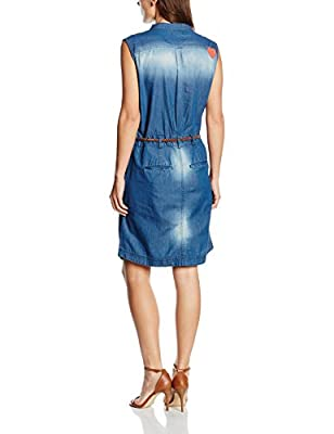Joe Browns Women's Delightful Denim Sleeveless Dress
