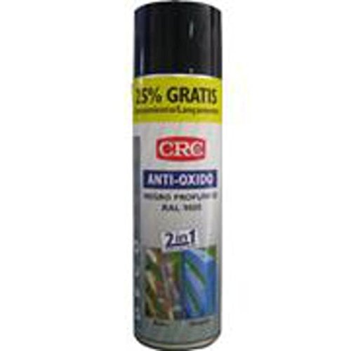 CRC 30185-ES - Deco Paint 400 Ml Antioxido Ral 9005 Negro 500Ml