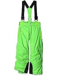 Alpine Pro Pantalón Esquí Sezi 2 Verde 4-5 años (104/110 cm)