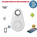 #8: Wireless Bluetooth 4.0 Anti-lost Anti-Theft Alarm Device Tracker | Anti-lost-theft device Wireless Bluetooth GPS Locator |Anti-theft device remote Shutter & Recording |Anti lost-theft device Spy Mini GPS Tracking Device|Anti-lost -theft finder device Auto Car/ Pets/ Kids/ Motorcycle Tracker Track|Smart Anti-Lost Alarm Tracker|wieless Anti Lost Anti Theft Anti lost-theft device with super strong conectvivity Anti Lost |Compatible with Android & IOS Smartphones(Install App from PlayStore/AppStore