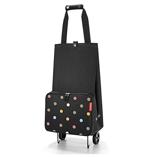 reisenthel foldabletrolley  29 x 66 x 27 cm 30 Liter dots