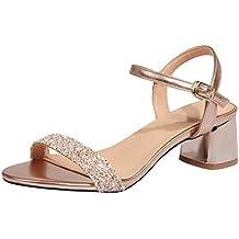 new styles 636b7 2d90d Suchergebnis auf Amazon.de für: Sandalen Sandaletten kleiner ...