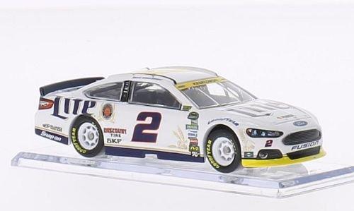ford-fusion-no2-team-penske-miller-lite-nascar-2014-modellauto-fertigmodell-lionel-racing-164