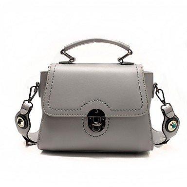 Frauen Handtasche Schöne CasualShoulder Tasche Gray
